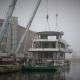 Aluminiowa nadbudówka mega-jachtu 68 ton
